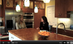 North Bethesda Kitchen Design Interview Screenshot