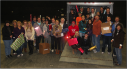 EcoFirst Pest Control holiday fundraiser