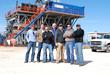 Left to Right: Mark L. Rabin, Vice President; Cody L. Ball, Geologist; Craig Schott, Associate VP; Rocky Hunt, Associate VP;Theorron (Theo) Jahns, Senior Vice President; Richard Monroy, President & CEO; Michael Campos, Associate VP.