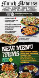 Quaker Steak & Lube® starts off 2012 with new menu items!