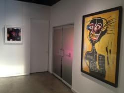 Superstars: Basquiat, Lichtenstein & Warhol