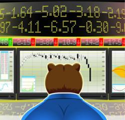 bear market rally near the end