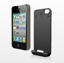 NUU ClickMate PowerPlus - detachable external battery for iPhone