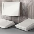Comtec desktop enclosures can also be wall mounted