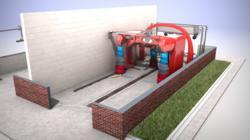 3D Graphic Provides Car Wash Visualization