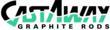 Logo for CastAway Graphite Rods