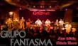 Grammy Award-winning band Grupo Fantasma performs at the 2012 Santa Fe Winter Fiesta