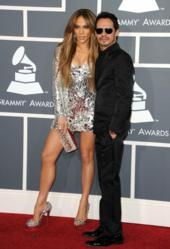 J Lo & Marc Anthony