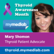 MyMedLab and Mary Shomon Team up