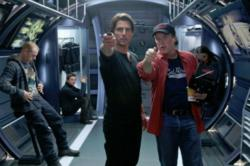 Behind the scenes with Tom Cruise and Brad Bird