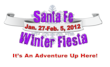 Santa Fe Winter Fiesta in Santa Fe, NM, Jan. 27 through Feb. 5