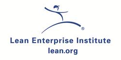 LEI's Lean Leaper logo