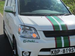 Cheki has more used cars for sale in Kenya than any other website