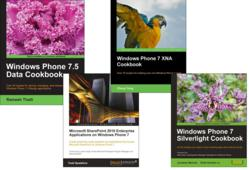 4 Books on Windows Phone 7 Development from Packt Publishing