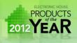 Electronic House Product of the Year 2012