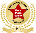 Texas Mutual Insurance, Dallas County, Top Ten Work Place Safety Award