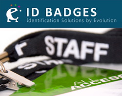 ID Badges and ID Card Solutions by Evolution