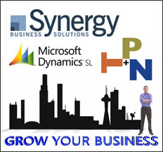 The Production Network, Synergy, and Microsoft Dynamics SL ERP software