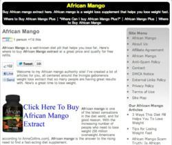 AfricanMangoE.com