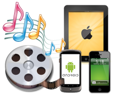 Stream Music and Video to Android, Play Audio Video Anywhere