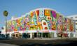 "Ed Massey Mural, ""Syncopation"" -- Culver City, CA -- Day View"