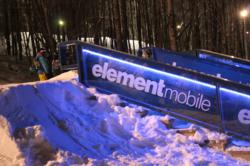 Element Mobile sponsors Ski Day