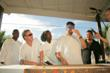 Island and Celebrity Chefs Team together during the St. Croix Food & Wine Experience.