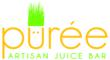 Puree Juice Bar Branding Designed by Streetsense