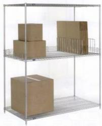 Extra Deep Wire Shelving