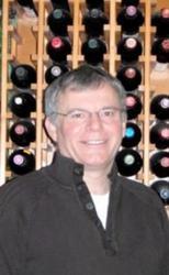 WineRackStore ownder, Michael Kitson