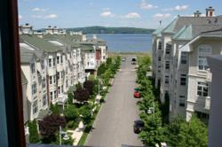 Hudson River Views From Parkside Apartments in Rockland County