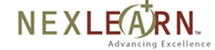 NexLearn Logo introduces CME Simulation technology