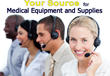Call a member of our customer service team to place your order.