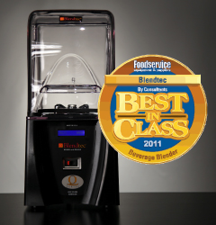 Blendtec Foodservice Award