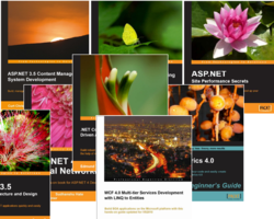 Packt Publishing - one stop shop for .NET and ASP.NET books and ebooks