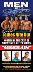 SPECIAL LADIES NIGHT OUT PARTY