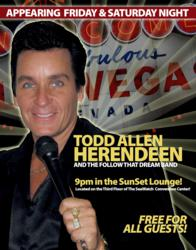 Entertainer at the Holiday Inn Resort