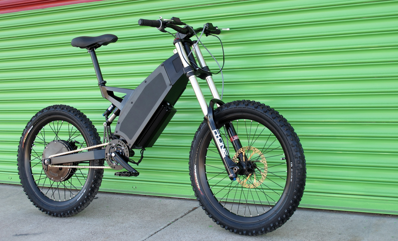 E Bikes Canada The Fighter Stealth Electric