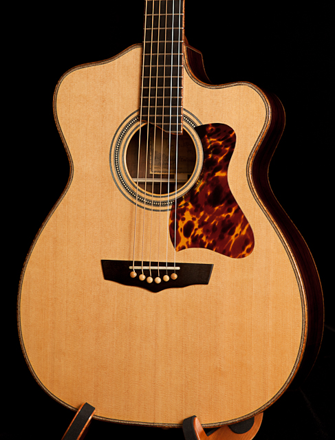Custom Acoustic Guitar Builder : tryon custom guitar builder jay lichty to exhibit in the 19th annual spartanburg guitar show ~ Russianpoet.info Haus und Dekorationen