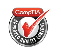 CompTIA Approved Quality Content