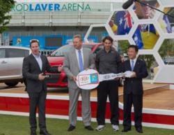 Kia Fleet Keeps Australian Open On The Move