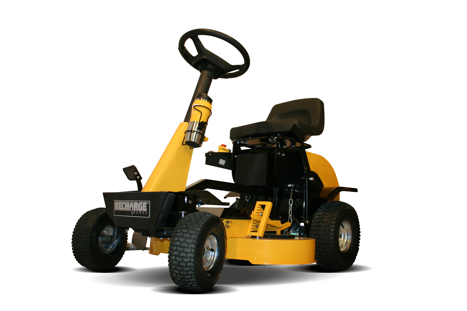 Lowes Com Gives The Eco Friendly Recharge Mower G2 The