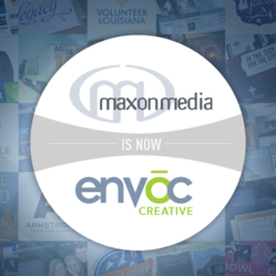 Envoc and Maxon Media Merger