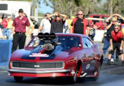 Hurst Boiler Sponsors Adam Flamholc Racing for 2012 NHRA and ADRL Drag Racing Seasons