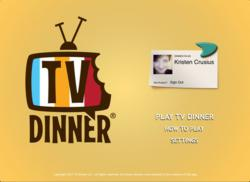 Social Television_TV Dinner