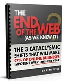 """The End Of The Web (As We Know It)""  eBook DigitalMarketer.com"