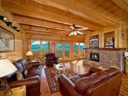 Luxury cabin rentals in Gatlinburg and Pigeon Forge