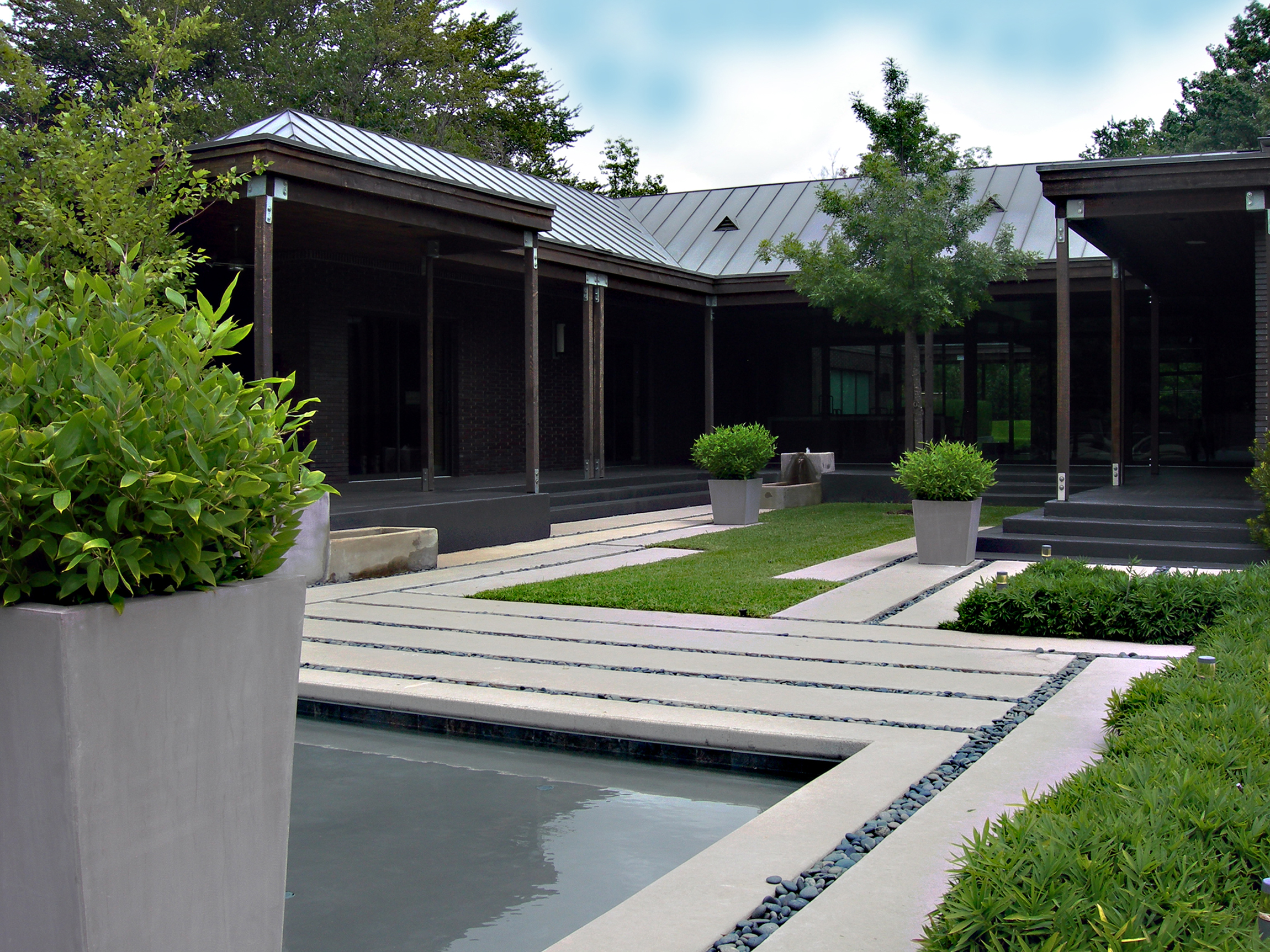 Dallas Landscape Architect Offers Low Cost Outdoor Living ...