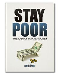 Secret Entourage Stay Poor Book
