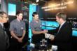 Autosport Engineering Technical Innovation 2012 Award presented to Neville Meech, Gill Sensors